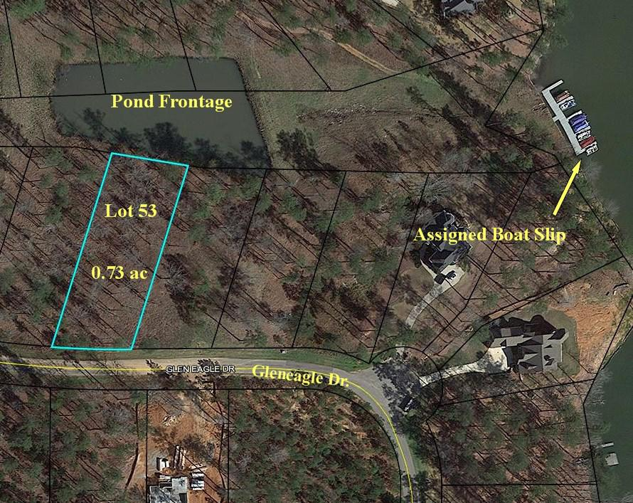 Property for sale at 1050 GLEN EAGLE DRIVE, Greensboro,  Georgia 30642