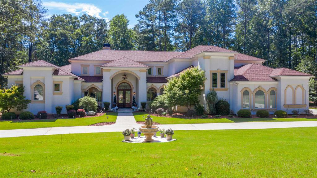 Property for sale at 1240 LAKE DRIVE, Greensboro,  Georgia 30642