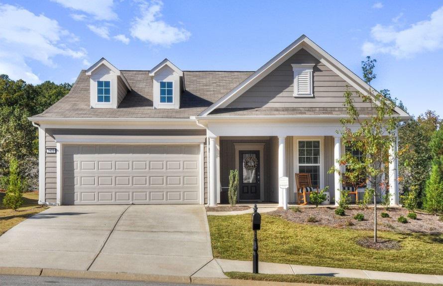 Property for sale at 1021 CREEKWOOD PLACE, Greensboro,  Georgia 30642