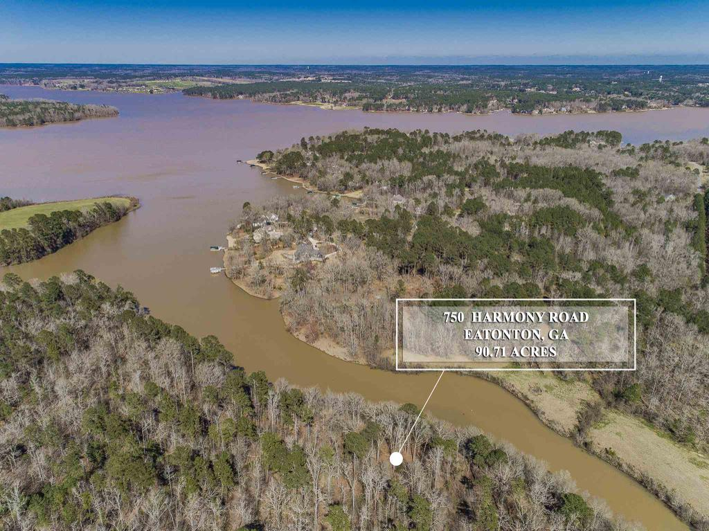 Property for sale at 0 HARMONY ROAD, Eatonton,  Georgia 31024