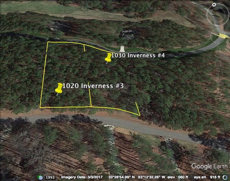 Property for sale at 1020 INVERNESS DRIVE, Greensboro,  Georgia 30642