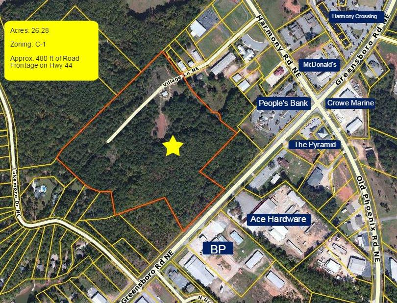 Property for sale at 0 LAKE OCONEE PARKWAY, Eatonton,  Georgia 31024