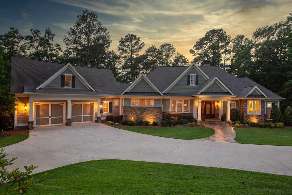 Property for sale at 1191 LINGER LONGER DRIVE, Greensboro,  Georgia 30642