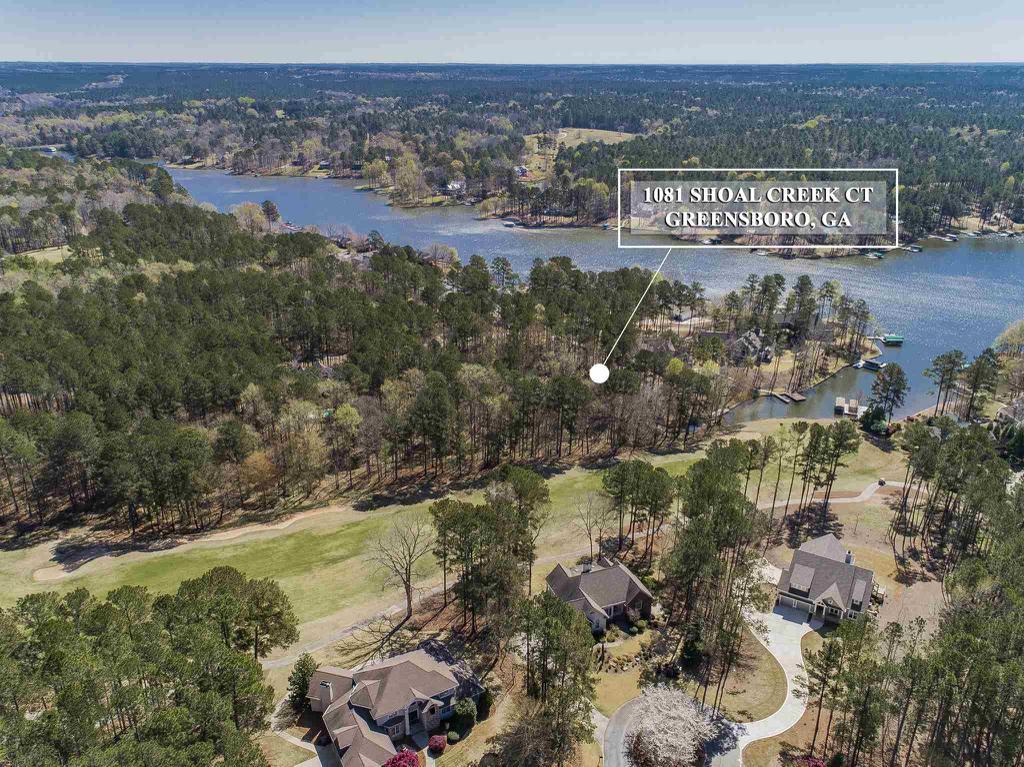 Property for sale at 1081 SHOAL CREEK COURT, Greensboro,  Georgia 30642