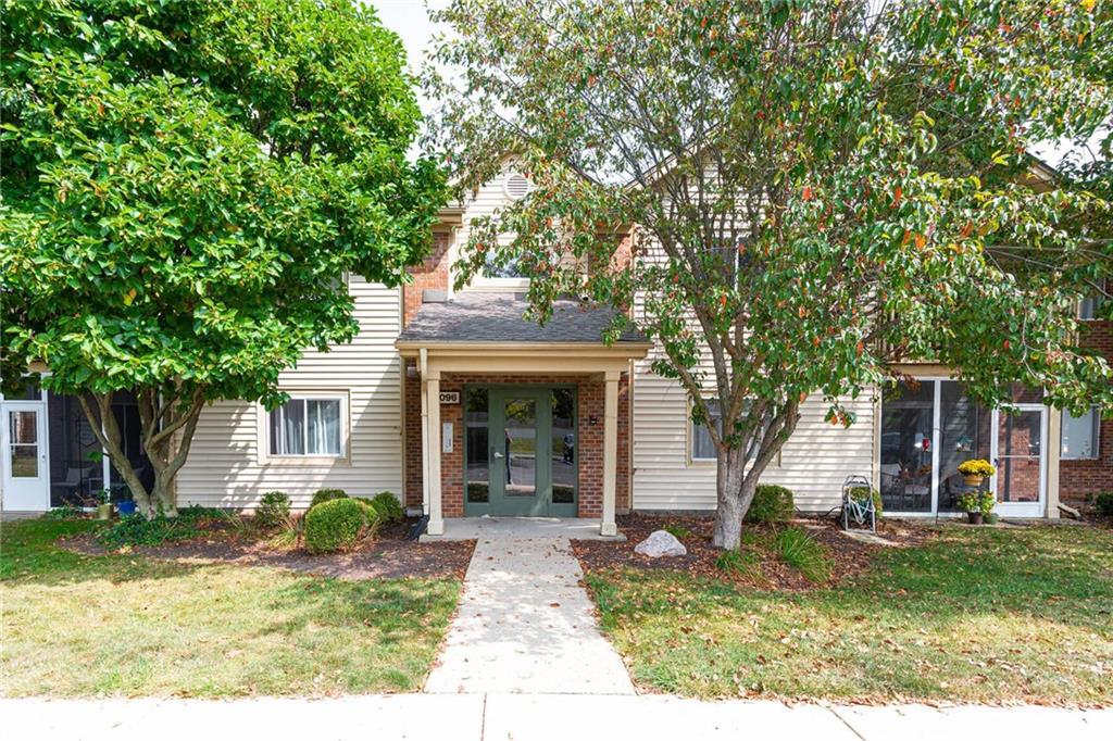Property for sale at 1096 TIMBER CREEK Drive Unit# 6, Carmel,  Indiana 46032