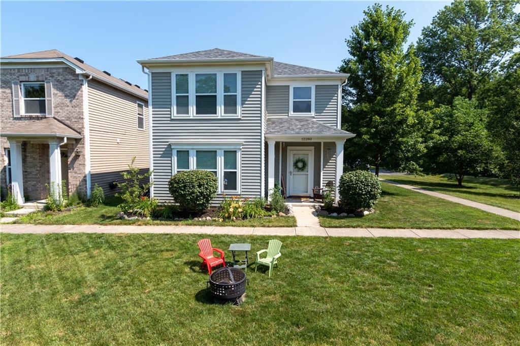 Property for sale at 12280 East 141st Street, Noblesville,  Indiana 46060