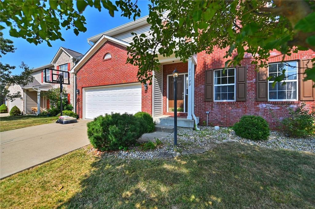 Property for sale at 11120 Long Lake Lane, Fishers,  Indiana 46037
