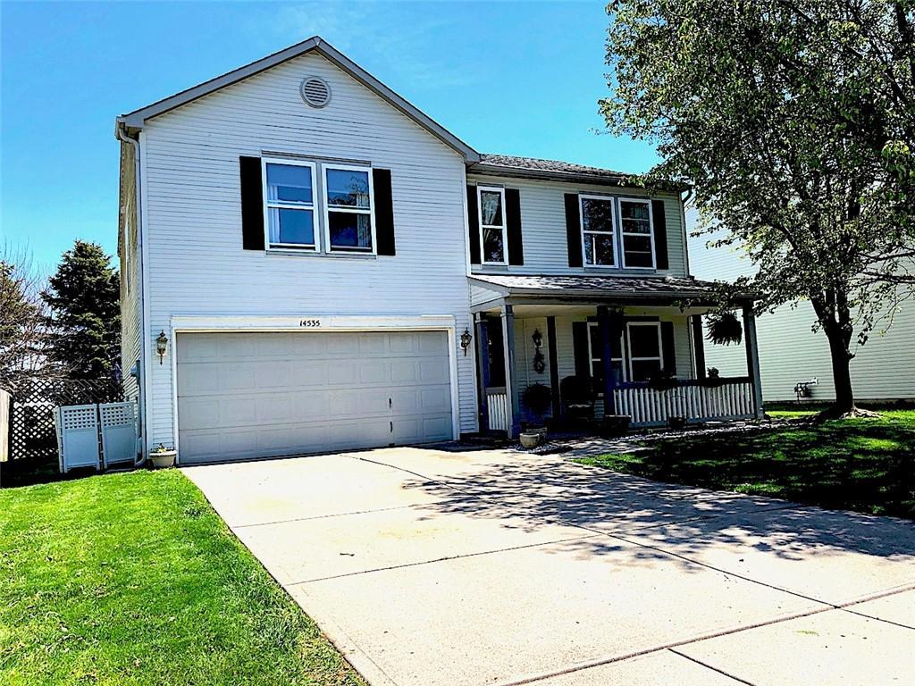 Property for sale at 14535 Bramkrist Drive, Fishers,  Indiana 46038