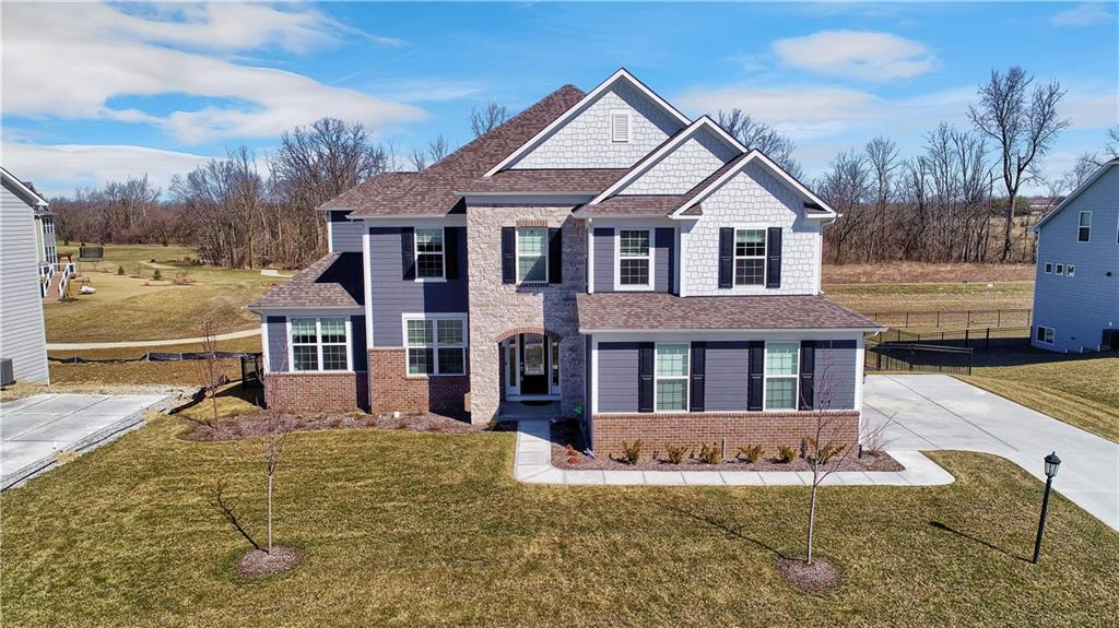Property for sale at 4433 Evergreen Trail, Carmel,  Indiana 46074