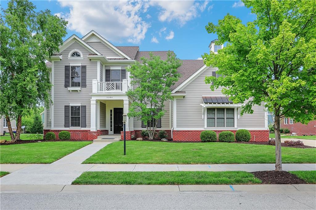 Property for sale at 5386 North Grandin Hall Circle, Carmel,  Indiana 46033