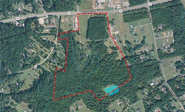 Property for sale at 2221 Old York Road, York,  South Carolina 29745