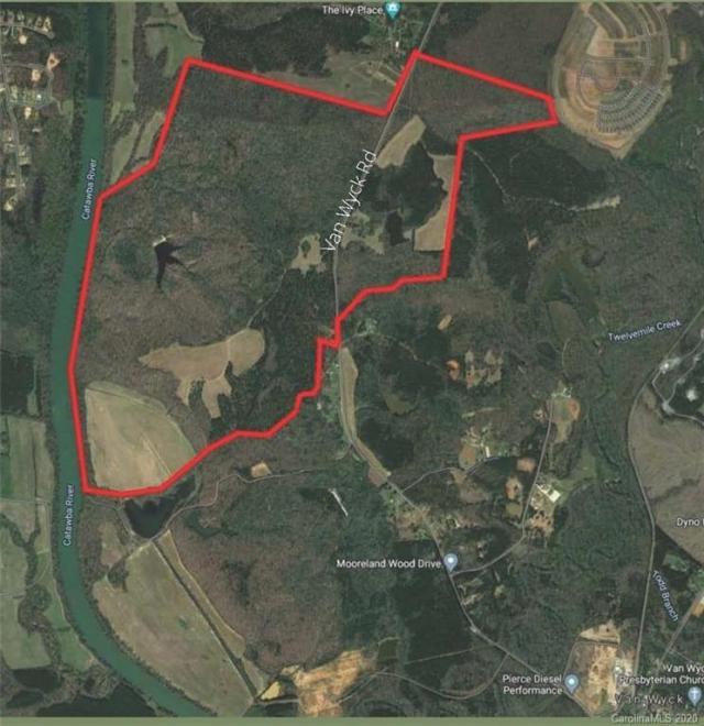 Property for sale at 00 Van Wyck Road, Van Wyck,  South Carolina 29720