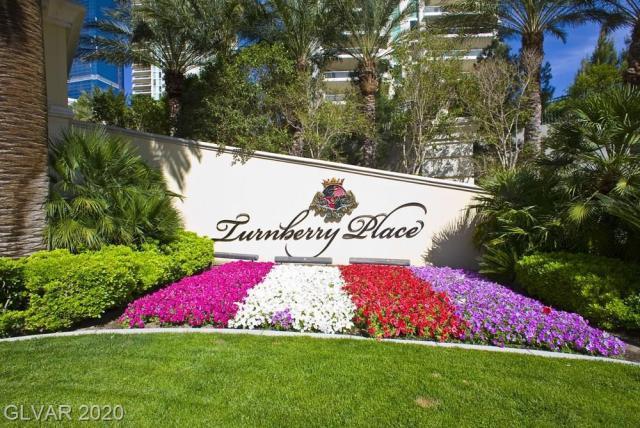 Property for sale at 2747 Paradise Road Unit: 3403, Las Vegas,  Nevada 89109