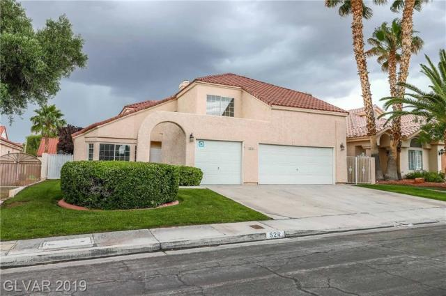Property for sale at 524 Baldridge Drive, Henderson,  Nevada 89014