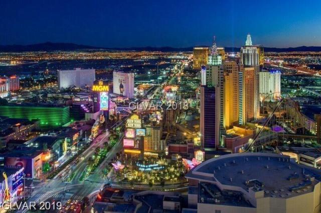 Property for sale at 3750 South Las Vegas Boulevard Unit: 3101, Las Vegas,  Nevada 89158