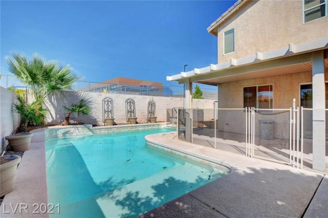 Property for sale at 9895 Erins Grove Court, Las Vegas,  Nevada 89147