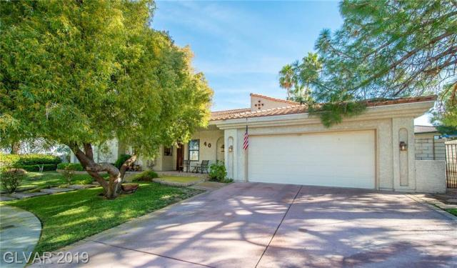 Property for sale at 40 Hummingbird Lane, Henderson,  Nevada 89014