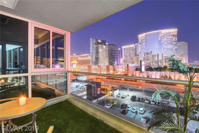 Property for sale at 4575 Dean Martin Drive Unit: 1007, Las Vegas,  Nevada 89103