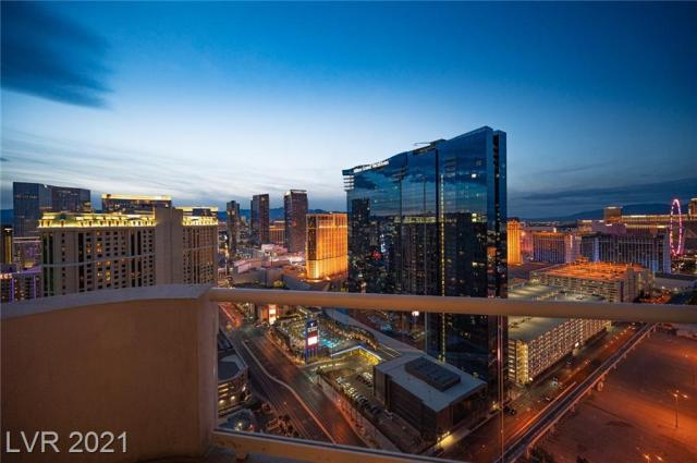 Property for sale at 125 Harmon Avenue 3401, Las Vegas,  Nevada 89109