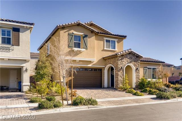 Property for sale at 1920 GALLERIA SPADA Street, Henderson,  Nevada 89044