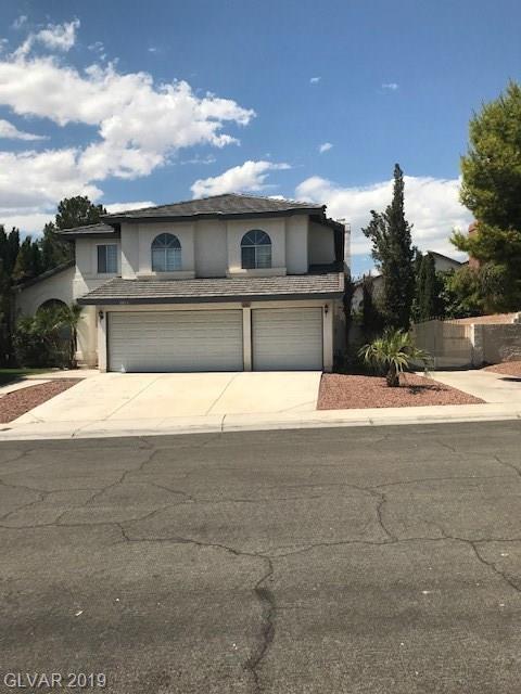 Property for sale at 2813 Klondike Court, Las Vegas,  Nevada 89117