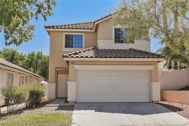 Property for sale at 1849 Thunder Mountain Drive, Henderson,  Nevada 89012