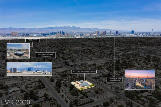Property for sale at 2547 Hacienda, Las Vegas,  Nevada 89120