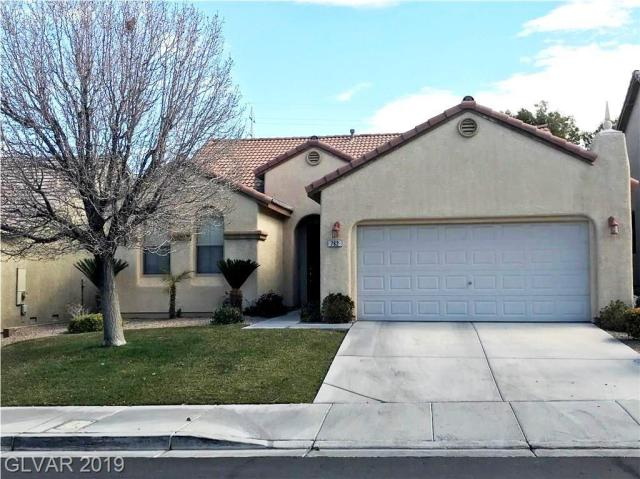 Property for sale at 762 Rise Canyon Drive, Henderson,  Nevada 89052