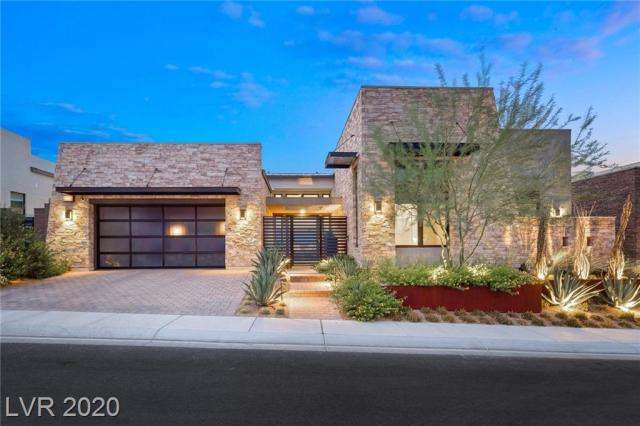 Property for sale at 2220 Overlook Canyon Lane, Henderson,  Nevada 89052