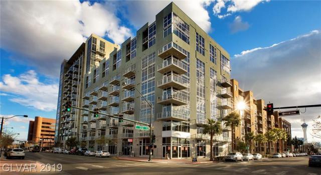Property for sale at 353 East Bonneville Avenue Unit: 565, Las Vegas,  Nevada 89101