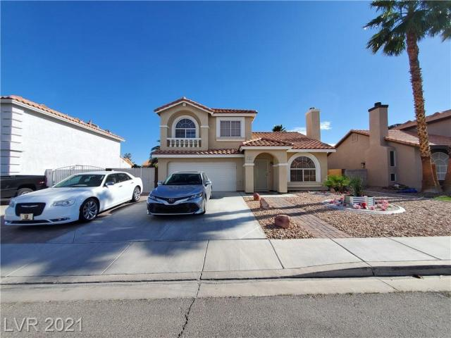Property for sale at 1481 Silver Falls Avenue, Las Vegas,  Nevada 89123