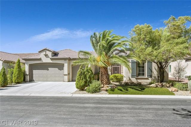 Property for sale at 2284 Canyonville Drive, Henderson,  Nevada 89044