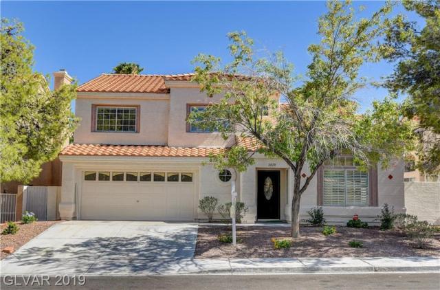 Property for sale at 2020 Paradise Peak Drive, Las Vegas,  Nevada 89134