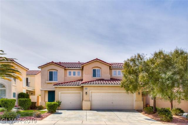 Property for sale at 1601 Sabatini Drive, Henderson,  Nevada 89052