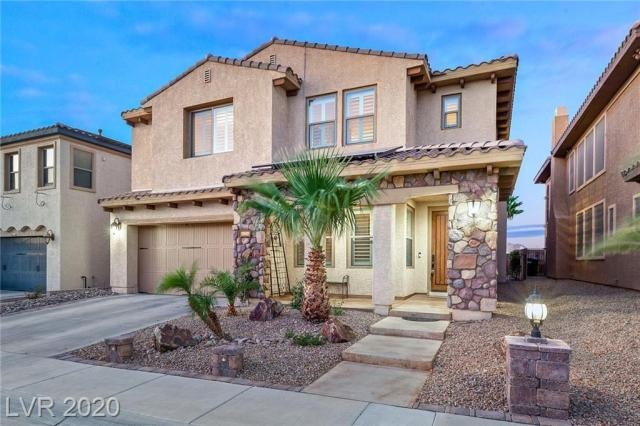 Property for sale at 1040 Via Saint Lucia Place, Henderson,  Nevada 89011