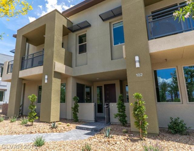 Property for sale at 1287 Ice Park Street Unit: 102, Las Vegas,  Nevada 89135