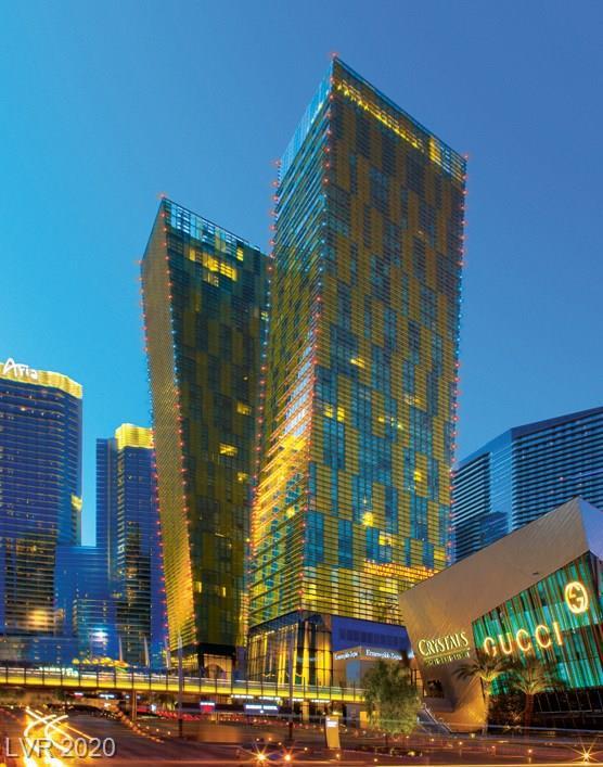 Property for sale at 3726 Las Vegas Boulevard 2607, Las Vegas,  Nevada 89158