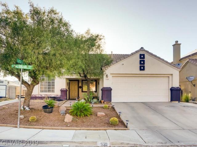 Property for sale at 539 Viva Serenade Way, Henderson,  Nevada 89015