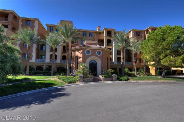Property for sale at 20 Via Mantova Unit: 110, Henderson,  Nevada 89011