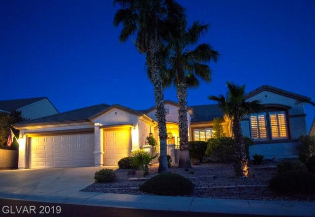 Property for sale at 2437 Hardin Ridge Drive, Henderson,  Nevada 89052