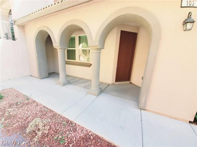 Property for sale at 11344 Belmont Lake Drive Unit: 102, Las Vegas,  Nevada 89135