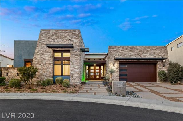 Property for sale at 2244 Sky Pointe Ridge Drive, Henderson,  Nevada 89052