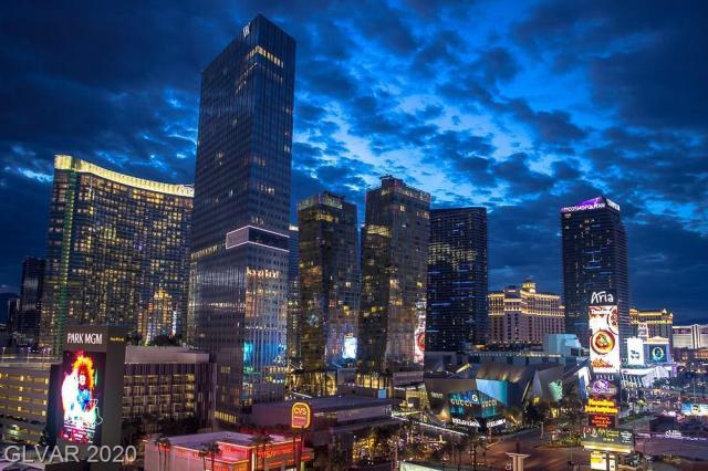 Property for sale at 3750 Las Vegas Boulevard Unit: 4104, Las Vegas,  Nevada 89158