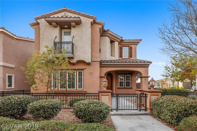 Property for sale at 1861 MONTEFIORE Walk, Henderson,  Nevada 89044