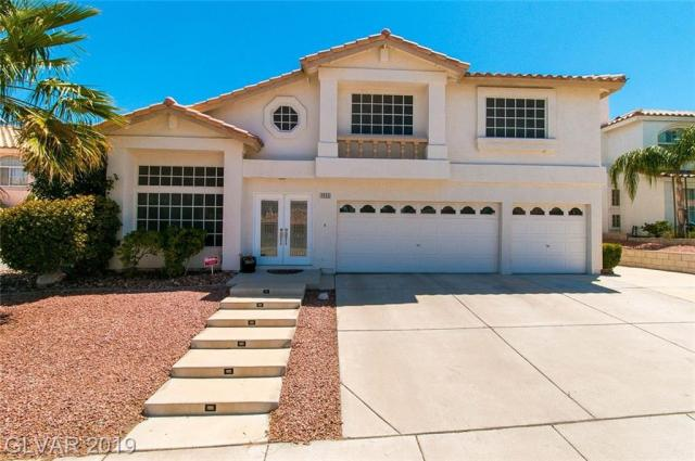 Property for sale at 1605 Buffalo Trail Drive, Henderson,  Nevada 89014