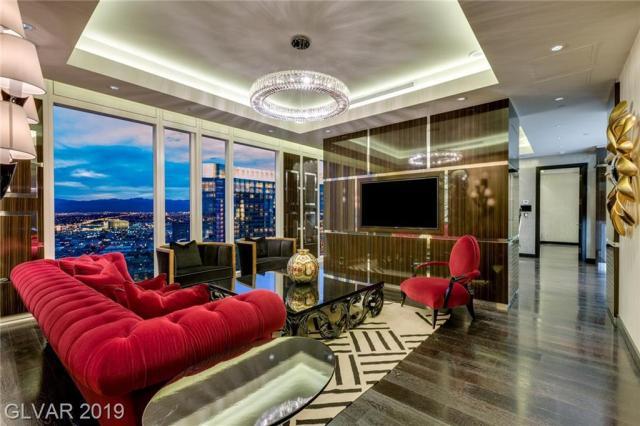 Property for sale at 3750 Las Vegas Boulevard Unit: 4107, Las Vegas,  Nevada 89158