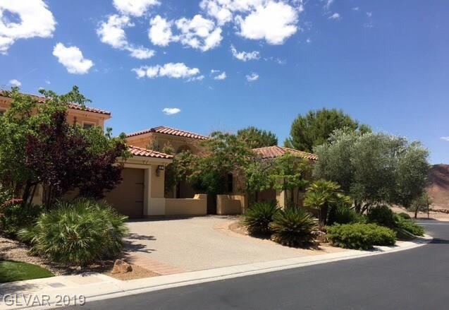 Property for sale at 37 Benevolo Drive, Henderson,  Nevada 89011