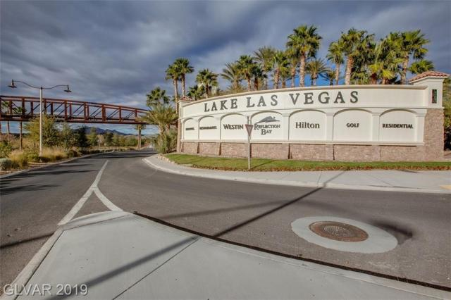 Property for sale at 91 Contrada Fiore Drive, Henderson,  Nevada 89011