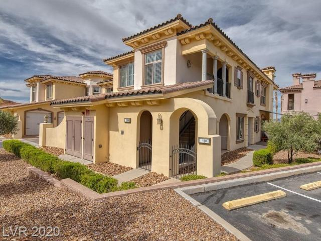 Property for sale at 8 Via Vasari 204, Henderson,  Nevada 89011
