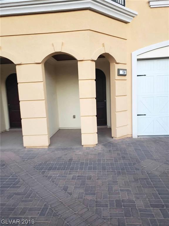 Property for sale at 18 VIA VISIONE 104, Henderson,  Nevada 89011